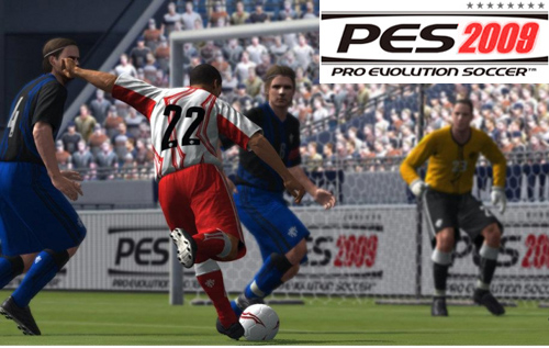 Ecco la Demo di Pro Evolution Soccer 2009 (PES2009) per PC