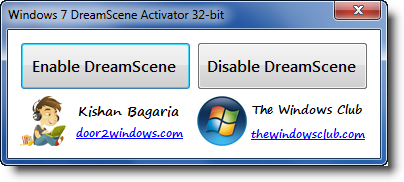 Attivare Dreamscene su Windows 7
