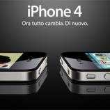 Il nuovo iPhone 4 arriverà in Italia in 7 Luglio
