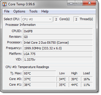 Con questo caldo, teniamo docchio la temperatura della nostra CPU