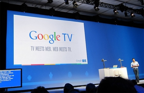 google tv Nel 2011 nascerà Google TV