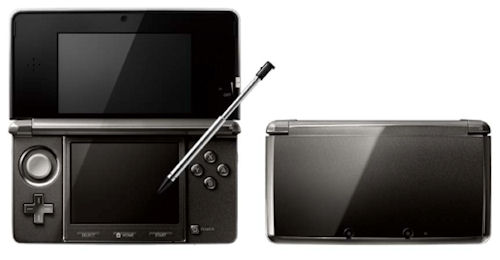 Nintendo 3DS arriver a primavera 2011