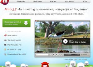 Convertiamo tutti i video che vogliamo, con Miro 3.5