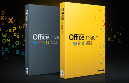 Disponibile Office for Mac 2011 in prova