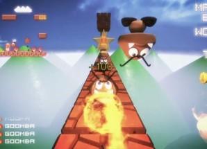 Super Mario in prima persona