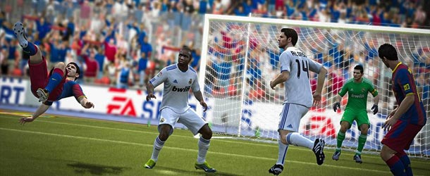 FIFA 12 in arrivo il 30 Settembre, anche su PC