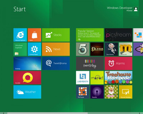 Windows 8 uscir ad Ottobre 2012
