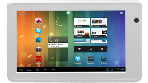Il tablet Android da 150 dollari