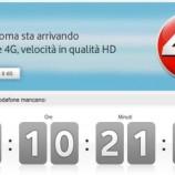 Anche Vodafone annuncia l'arrivo del 4G a Roma e Milano