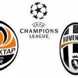 [5 Dicembre 2012] Diretta streaming Shakhtar Donetsk – Juventus