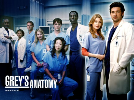 Greys Anatomy in streaming