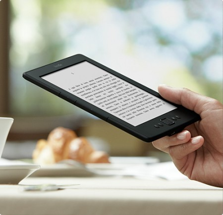 Amazon Kindle in offerta a 59 euro