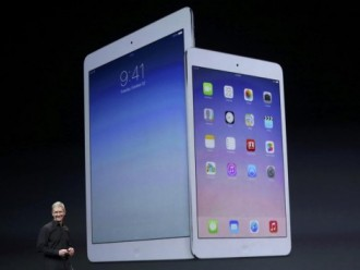 Apple rilancia con iPad Air e OsX Mavericks gratis