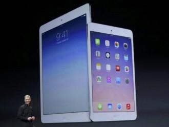 Apple rilancia con iPad Air e OsX Mavericks gratis