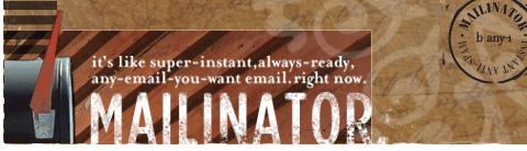 Mailinator, la mail temporanea antispam
