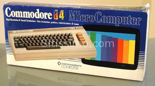 Commodore 64, il primo personal computer di massa