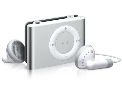 Apple: abbassa il prezzo dell'iPod Shuffle