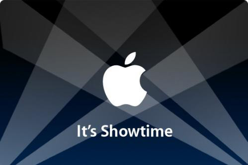 Apple show time