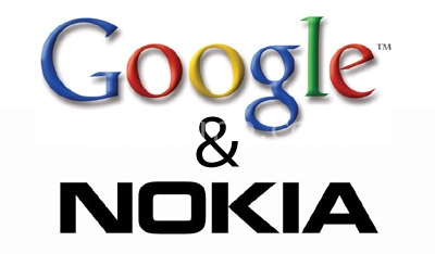Accordo Nokia-Google per le tecnologie di ricerca sui cellulari finlandesi