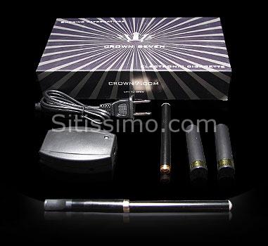 """One Crown7: La """"sigaretta"""" del futuro"""
