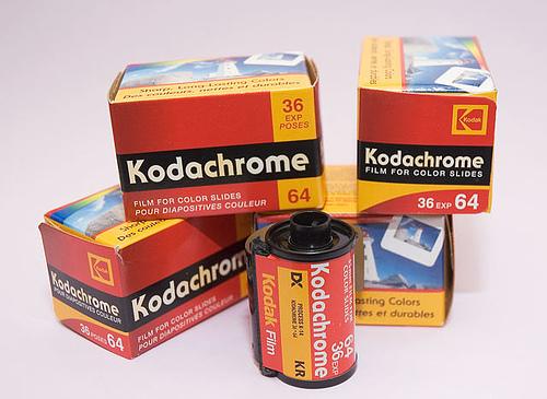pellicola kodak kodachrome
