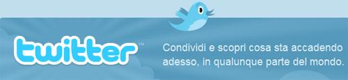 twitter italiano