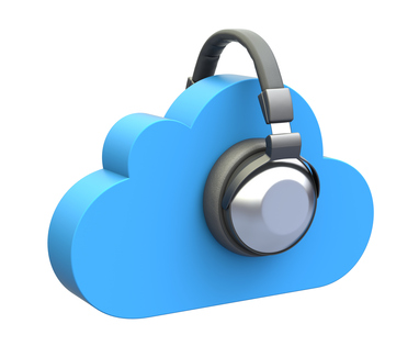 Dropbox music streaming
